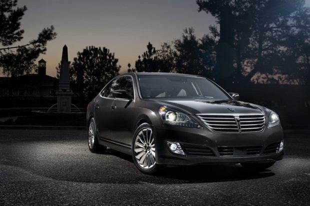 2014 Hyundai Equus - New York Auto Show