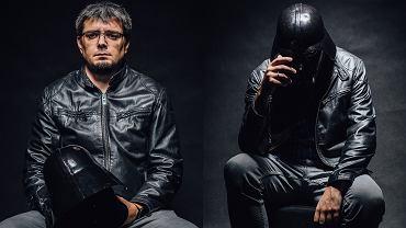 Paweł Kadysz jako on sam i jako Lord Vader