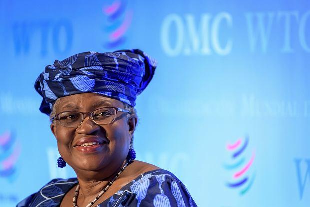Ngozi Okonjo-Iweala - pierwsza kobieta na czele Światowej Organizacji Handlu