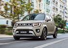 Nowe Suzuki Ignis Hybrid - miękka hybryda, lekka kosmetyka i ceny w Polsce
