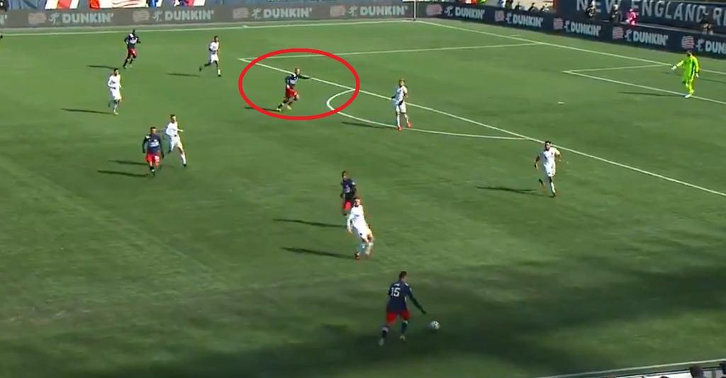 Pierwszy gol Adama Buksy w MLS