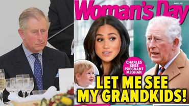 Książę Karol miał odbyć rozmowę z Meghan