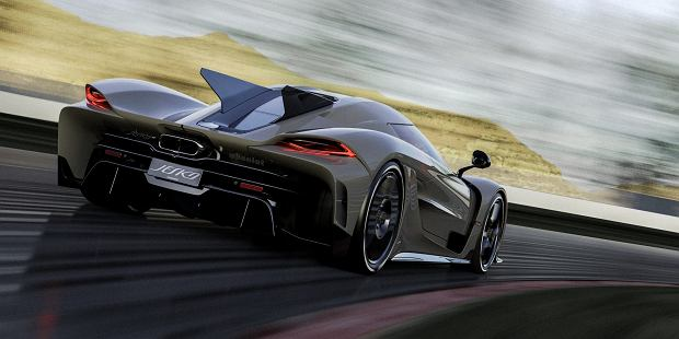 Koenigsegg Jesko Absolut 2020