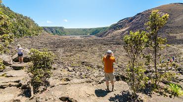 Rok po katastrofie Kilauea znowu jest popularną atrakcją wśród zwiedzających