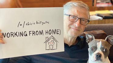 Bill Gates odpowiedział na pytania użytkowników Reddita