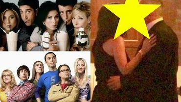 Teoria Wielkiego Podrywu/Przyjaciele/Courteney Cox i Matt LeBlanc