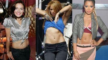 Natasza Urbańska, Shakira, Patrycja Kazadi.