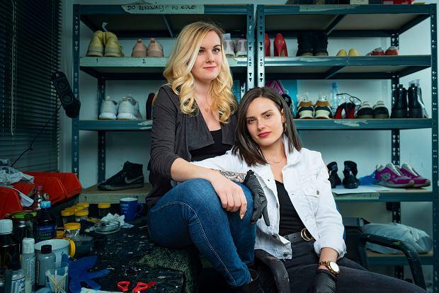 Pięć kobiet, dwóch mężczyzn i 15 tys. naprawionych butów przekazanych bezdomnym - to roczny bilans firmy Pucybuty