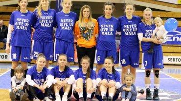 Mistrzostwa Polski w koszykówce juniorek starszych U-22 2016