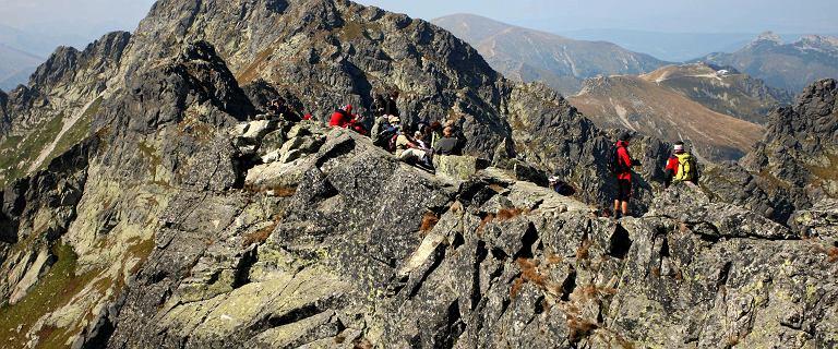 Ratownicy TOPR odnaleźli ciało poszukiwanego turysty w rejonie Świnicy