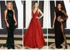 Oscary 2015: Modelki na oficjalnej gali i na after party Vanity Fair. Czyje kreacje wybrały na ten wyjątkowy wieczór?