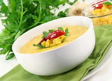 Pikantna zupa z kukurydzy - ugotuj
