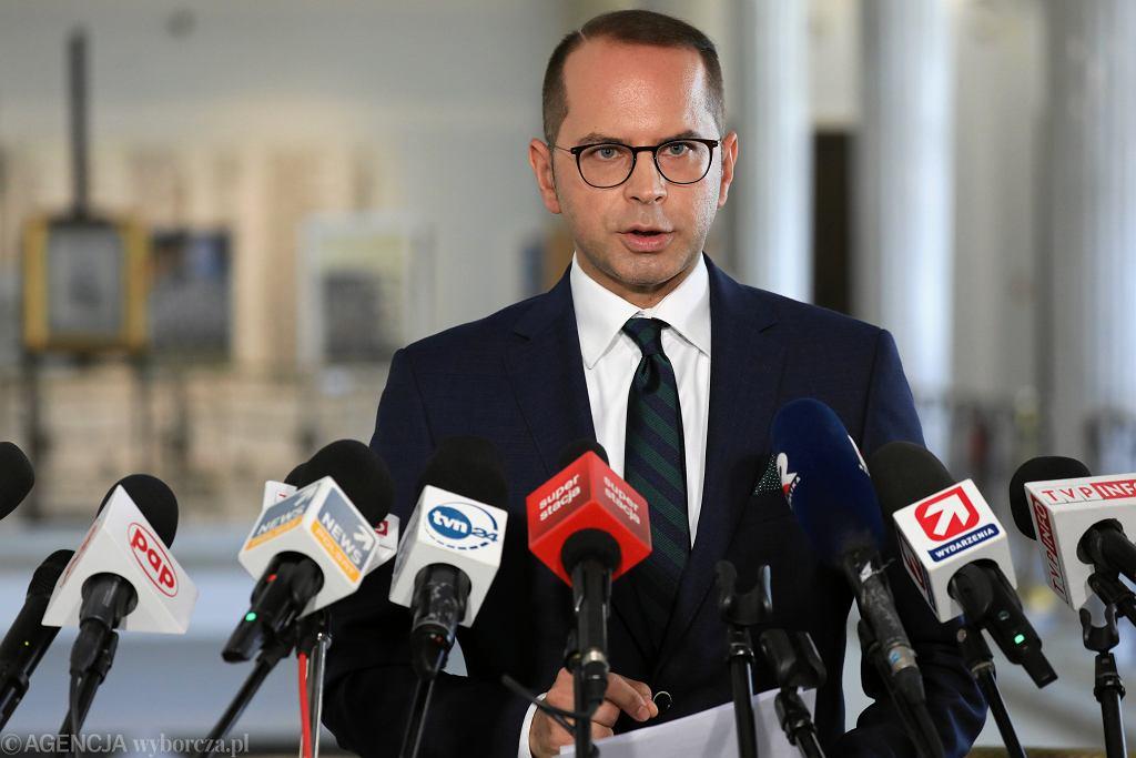 Michał Szczerba (Koalicja Obywatelska)