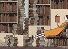 Otwórz książkę, a potem przez 45 minut scrolluj przez social media. To rzeczywistość Toma Gaulda