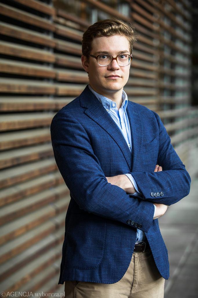 Ekonomista Jan Zygmuntowski