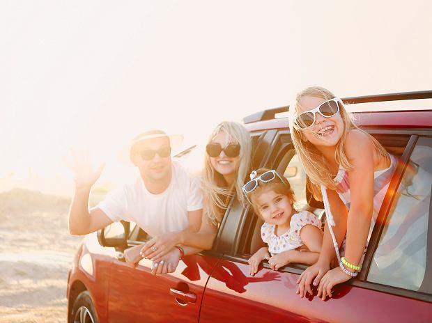 Idealny samochód na rodzinne wakacje, czyli jaki?
