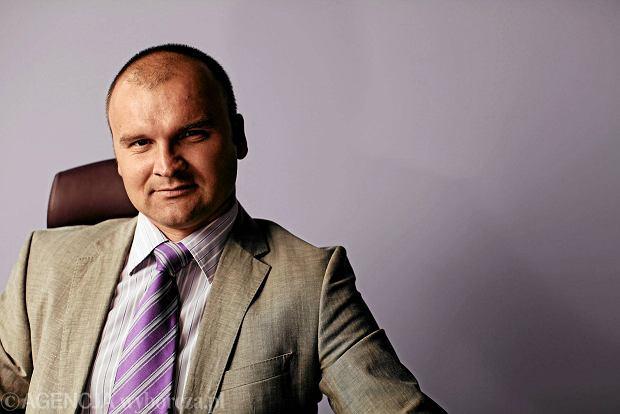 Rafał Brzoska Założyciel i prezes InPostu