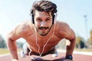 Słuchawki dla sportowców - funkcjonalne, wytrzymałe i wygodne w użyciu