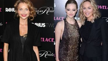 Iza Miko, Sharon Stone i Amandy Seyfried