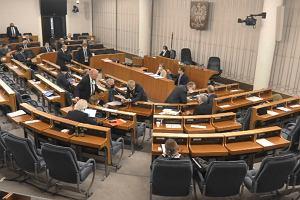 W Senacie o Funduszu Odbudowy