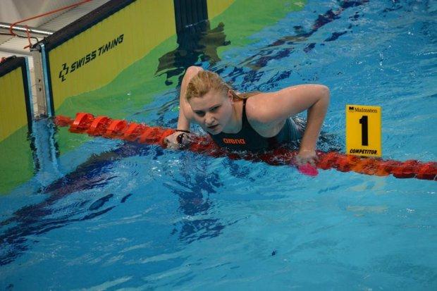 Gdańska pływaczka Diana Sokołowska nie wystartuje w Rio de Janeiro