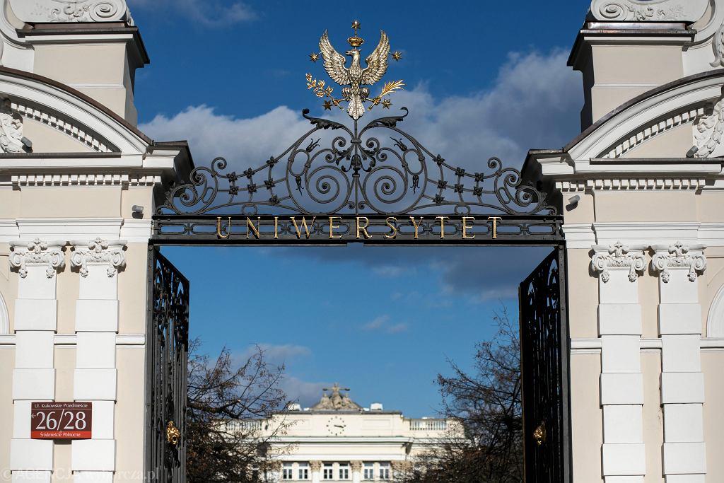 Ranking Perspektywy 2019. Uniwersytet Warszawski uznany najlepszą uczelnią akademicką w Polsce