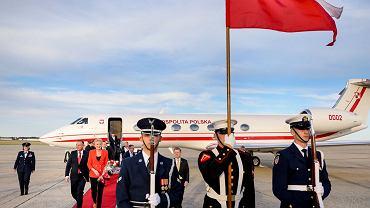 Wizyta Andrzeja Dudy w Waszyngtonie