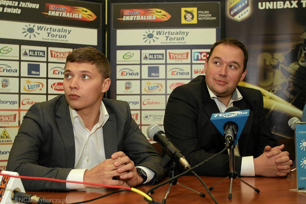 Emil Sajfutdinow i Sławomir Kryjom