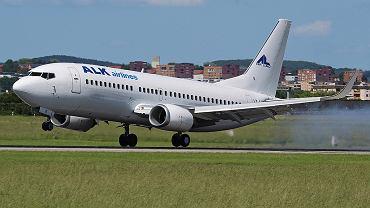 Turbulencje w samolocie do Szwajcarii. Krzyki, wyrwane fotele i ranni pasażerowie (zdjęcie ilustracyjne)