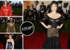 Met Gala 2014: Oto najgorsze stylizacje, jakie gwiazdy zaprezentowały na czerwonym dywanie