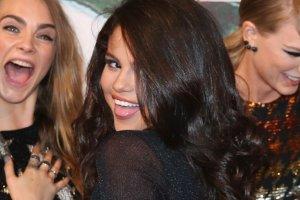 Cara Delevingne, Selena Gomez, Taylor Swift