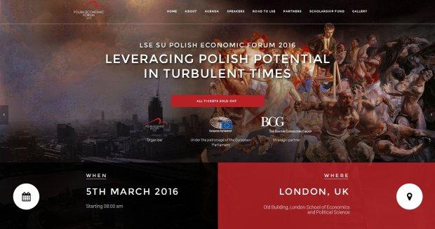 Forum o polskiej gospodarce na London School of Economics
