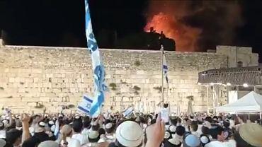 Pożar na Wzgórzu Świątynnym