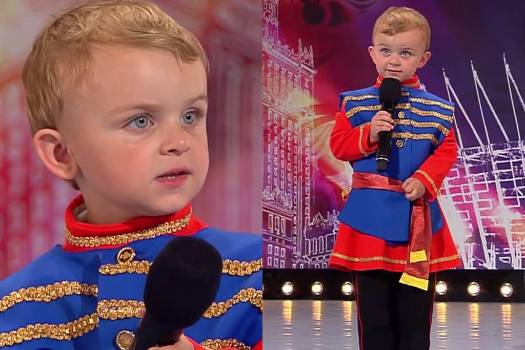 Rafał Szołtysik 'Mam Talent'