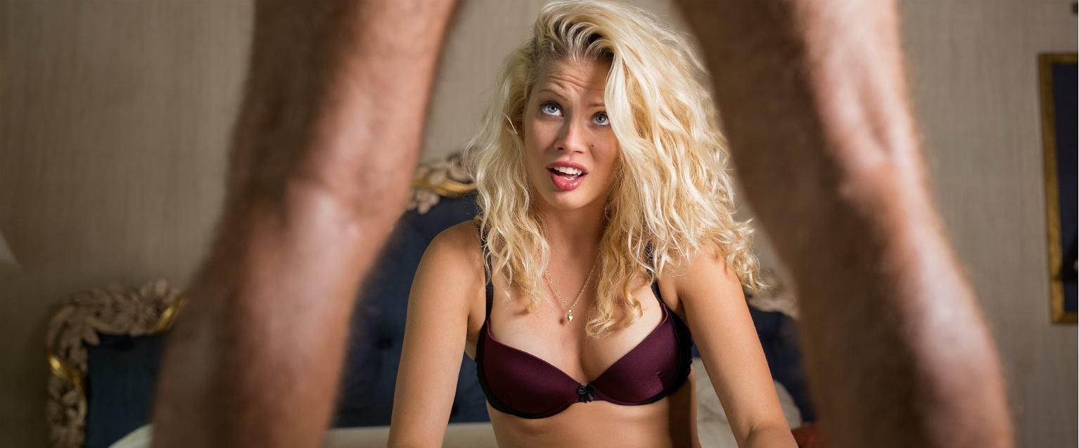 'Kobieta, której mąż miał przedwczesny wytrysk, powiedziała mu, że nie będzie otwierać wesołego miasteczka na dwie minuty' (fot: Shutterstock.com)