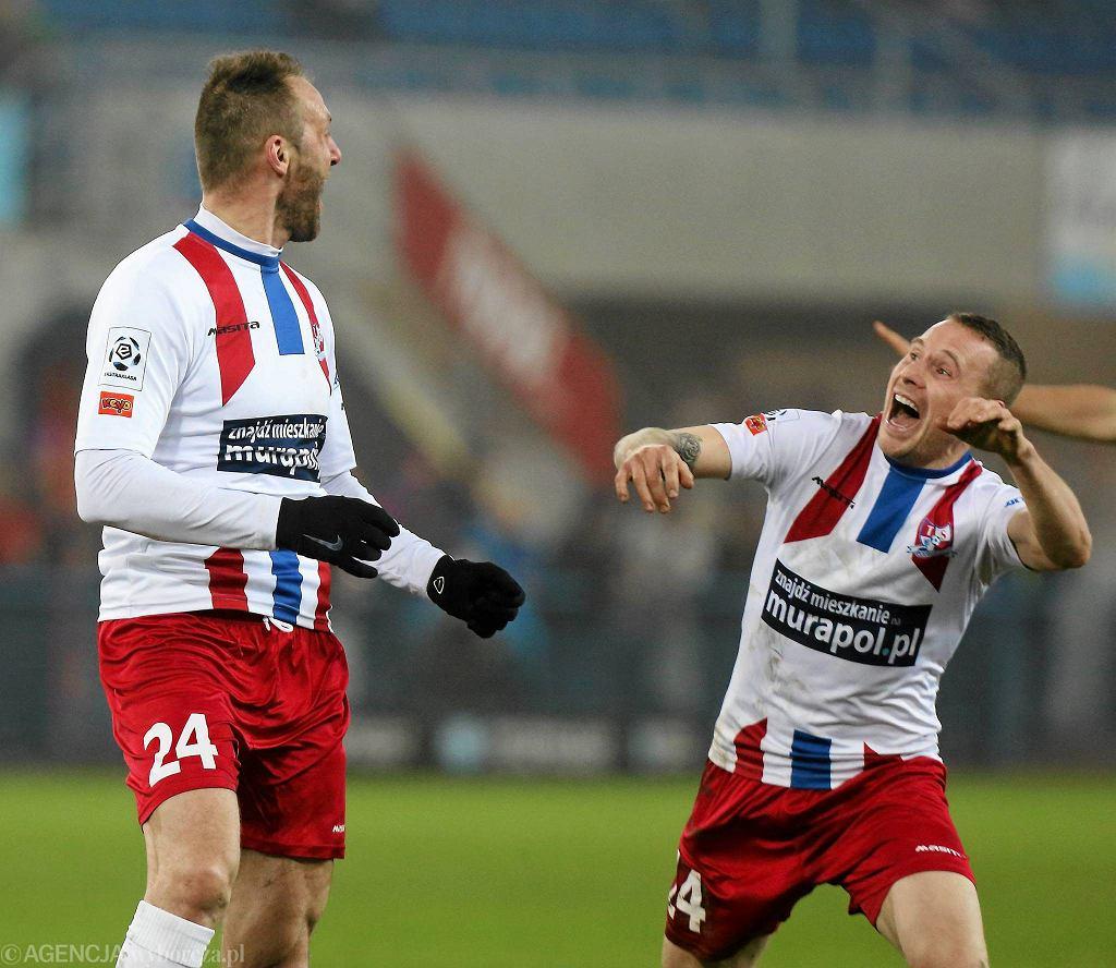 Jozef Piacek i Damian Chmiel