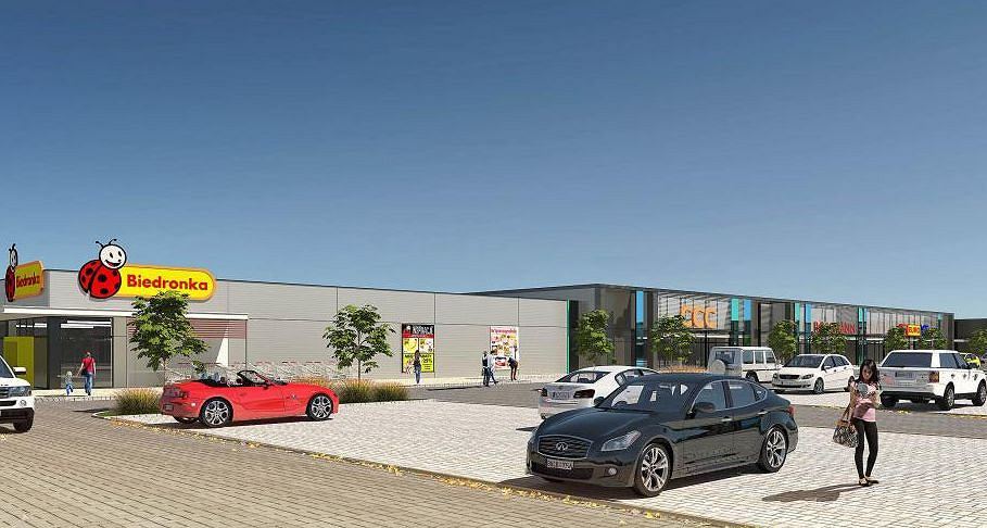 a4c2b550 W Szczecinie powstaje nowe centrum handlowe. Znamy nazwy kilku ...