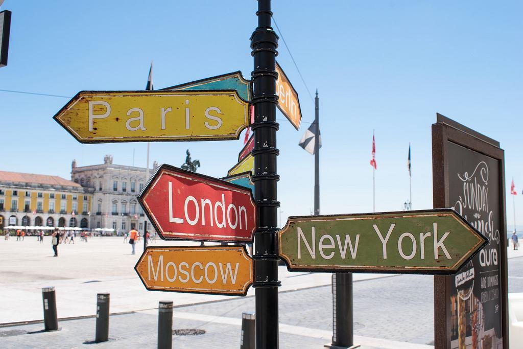 City break a dieta - jakie przekąski warto zabrać w podróż?