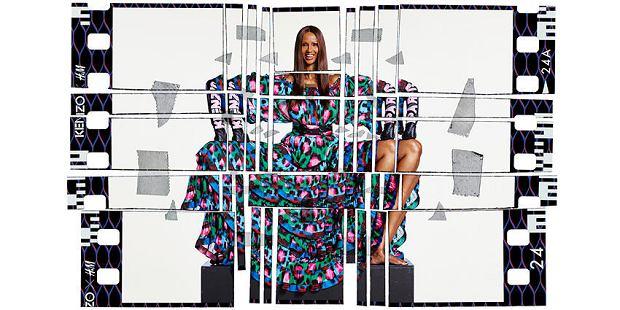 Kolekcja Kenzo dla H&M zdjęcia, ceny i kampania