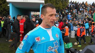 Tomasz Pustelnik z Błękitnych Stargard