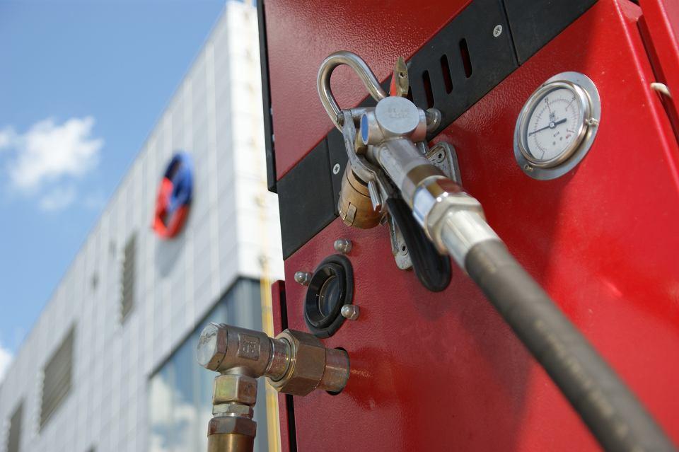 Dystrybutor gazu LPG