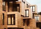 Rząd miał budować drewniane domy dla mniej zamożnych. Pierwsze 31 sprzeda na wolnym rynku
