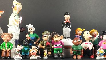 Figurki z komiksów