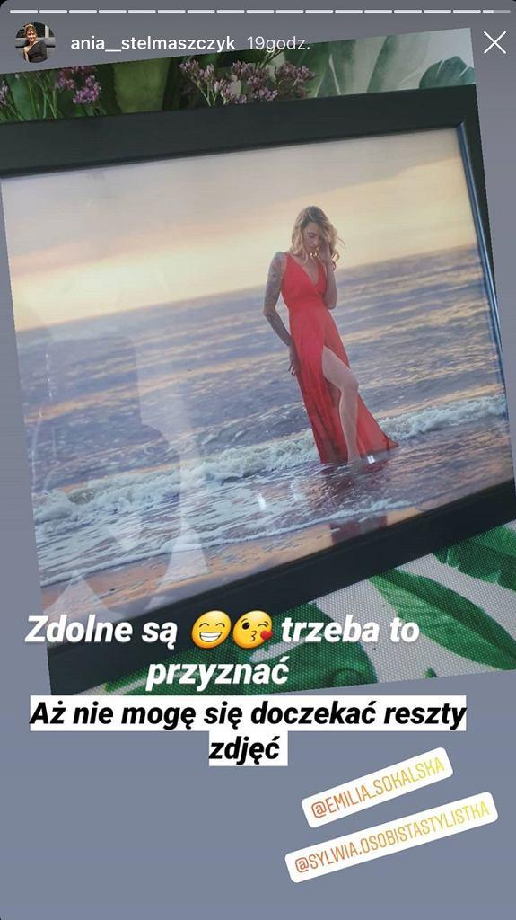 Ania 'Rolnik szuka żony'.