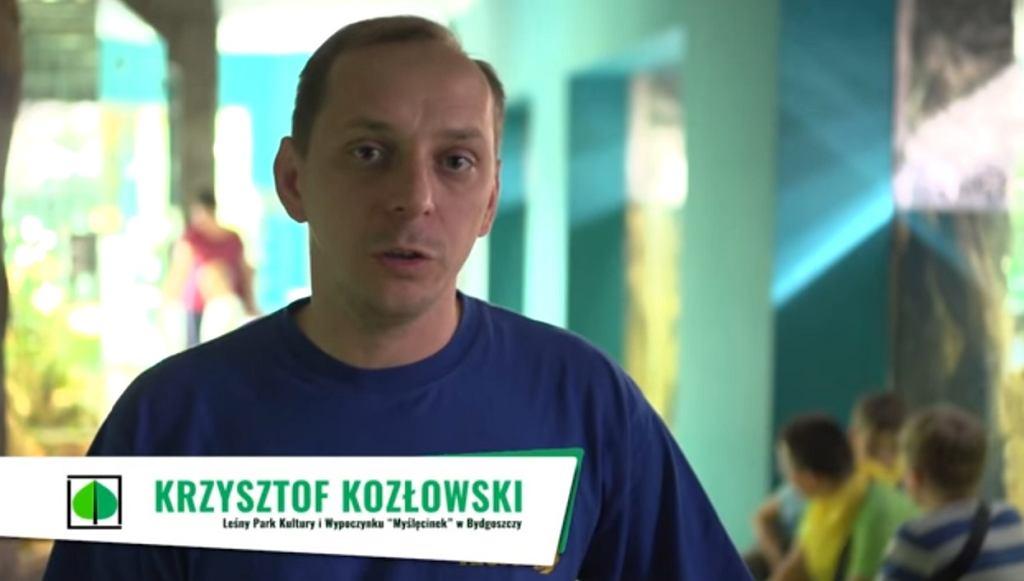 Krzysztof Kozłowski, nowy prezes Nitro-Chem