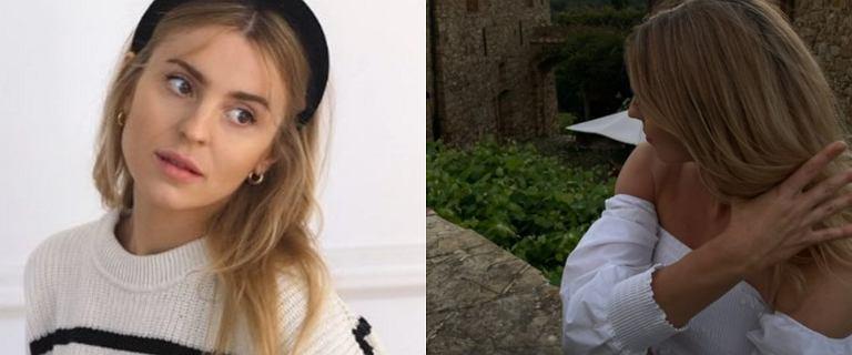 Kasia Tusk potwierdziła ciążę. Prezentuje krągłości na zdjęciach z Toskanii
