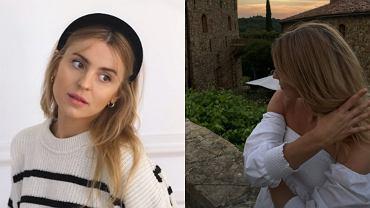 """Kasia Tusk potwierdziła ciążę! Prezentuje zaokrąglony brzuch na zdjęciach z Toskanii i mówi o """"zmieniającej się sylwetce"""""""