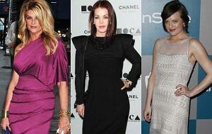 Kirstie Alley, Priscilla Presley, Elisabeth Moss, scjentologia
