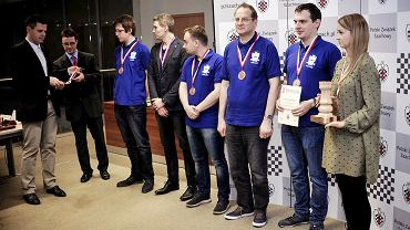 Klub Szachowy Stilon Gorzów, brązowi medaliści drużynowych mistrzostw Polski 2018