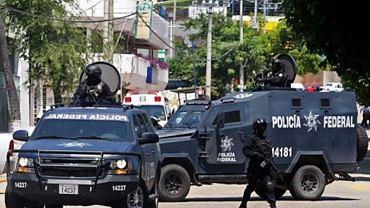 Policja Federalna Meksyku (zdjęcie ilustracyjne)
